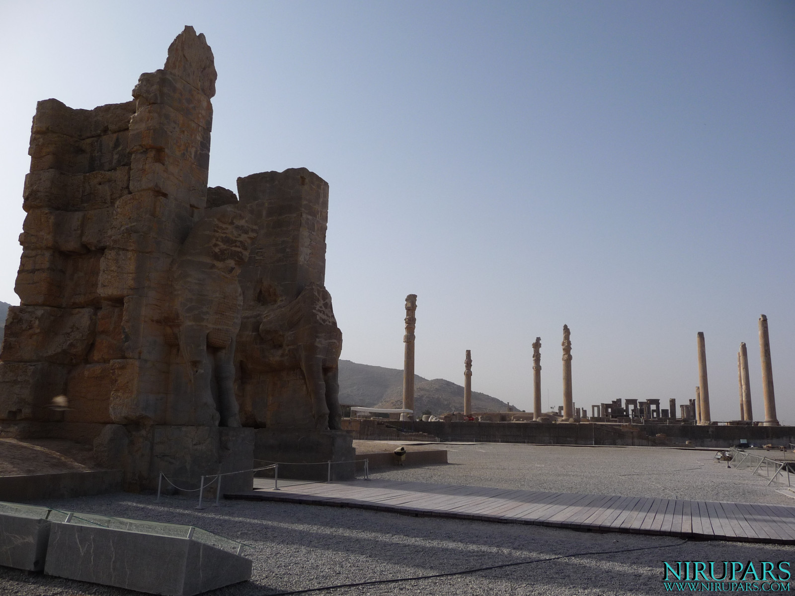 Persepolis - Gate of all Nations
