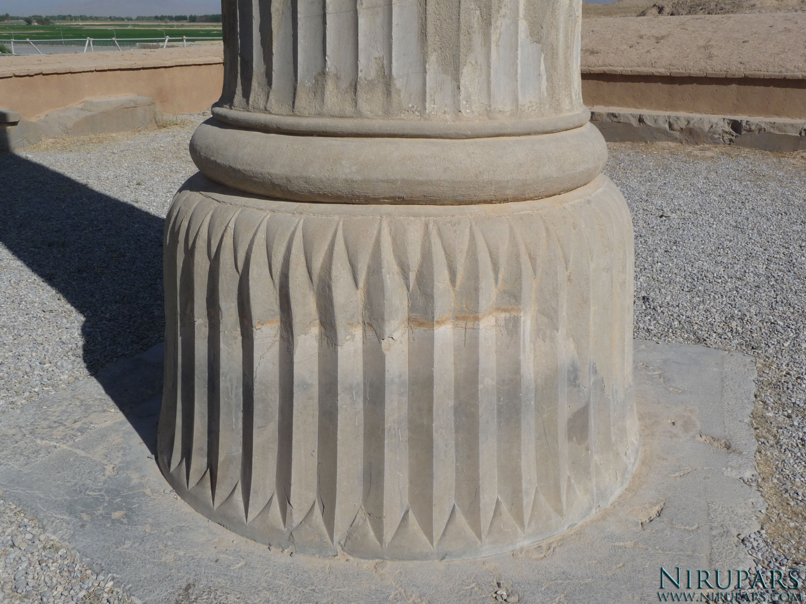 Persepolis - Gate of all Nations - Column Base