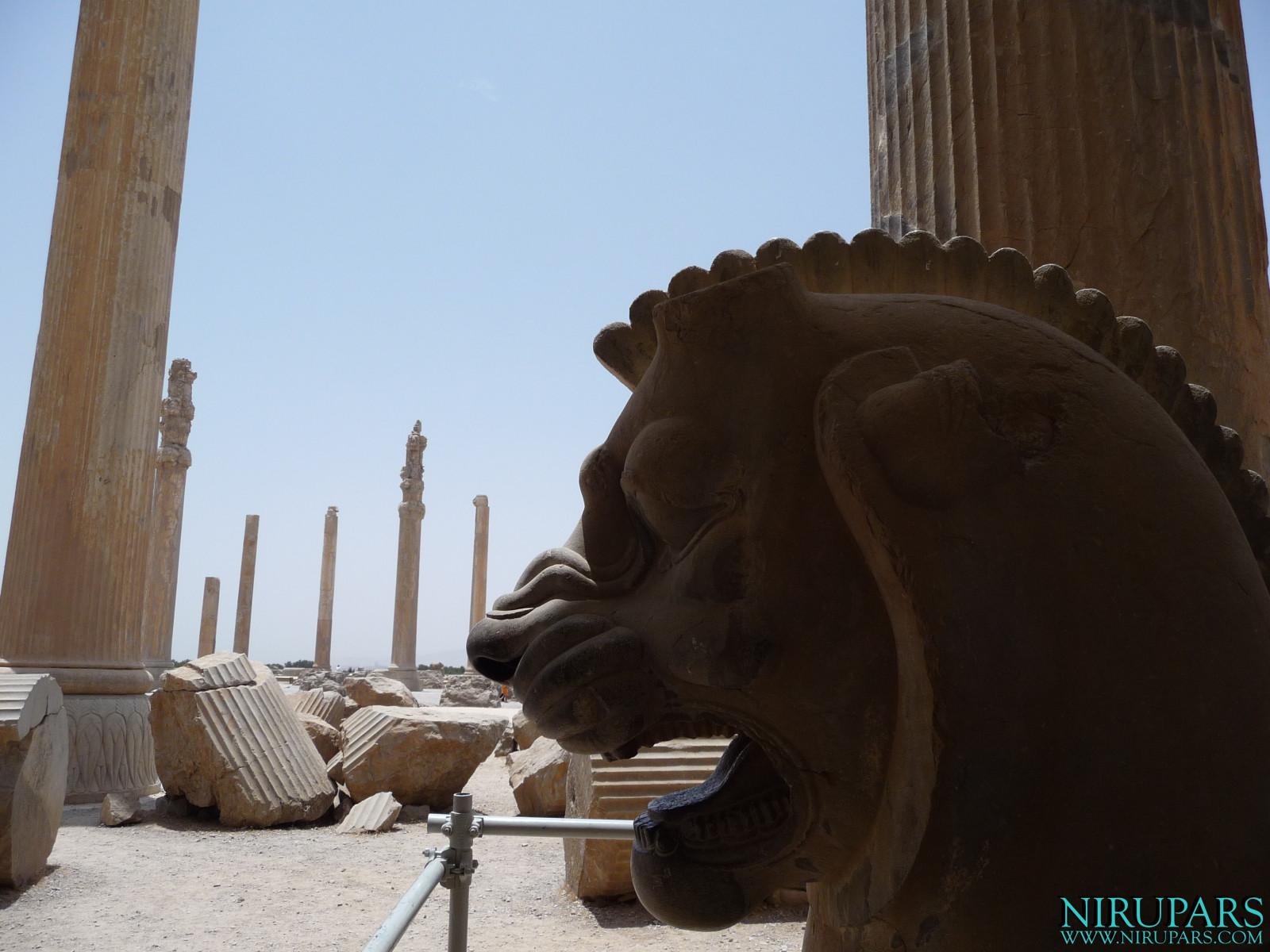 Persepolis - Lion Capital