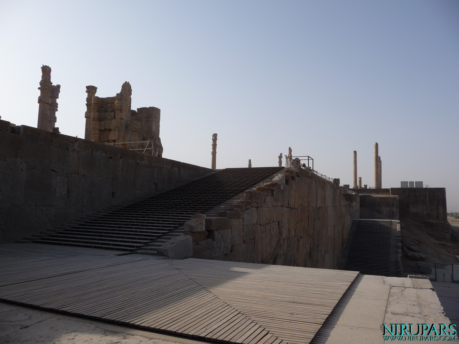 Persepolis - Stairs of all Nations - Gate of all Nations