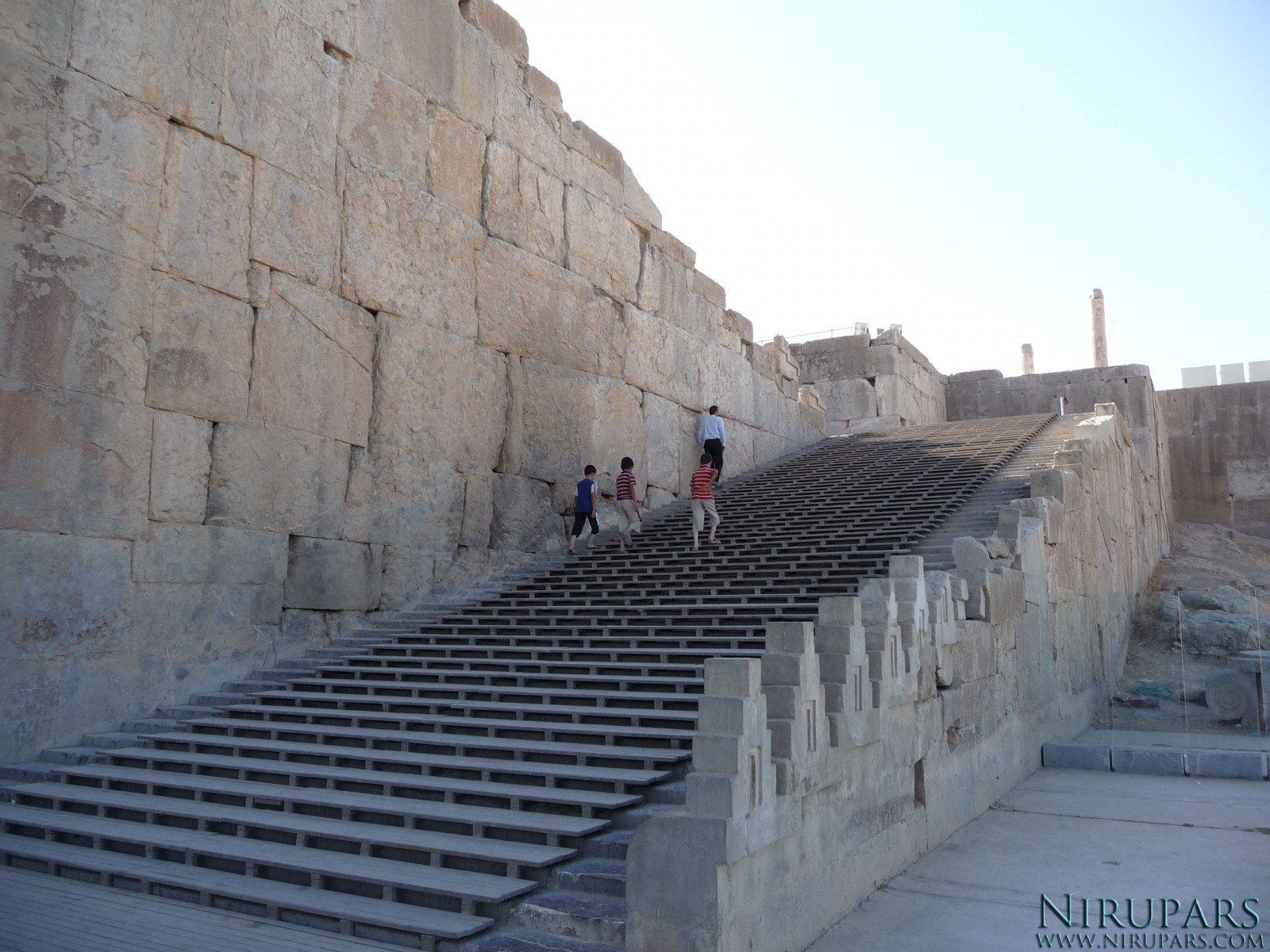 Persepolis - Stairs of all Nations - Right