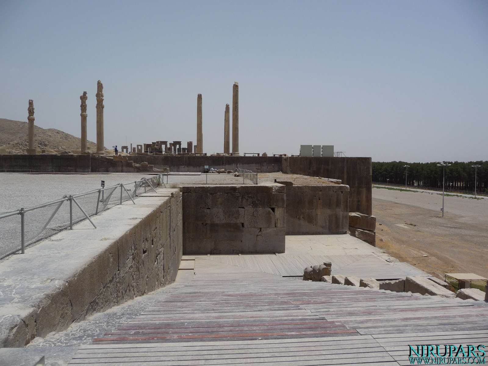 Persepolis - Stairs of all Nations - Apadana