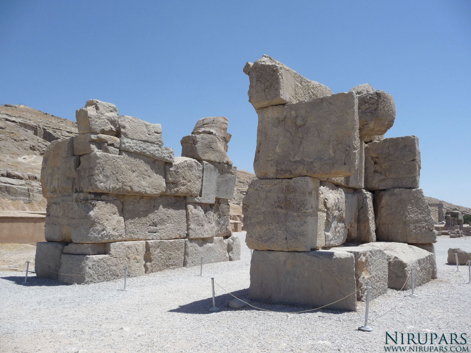 Persepolis - Throne Hall