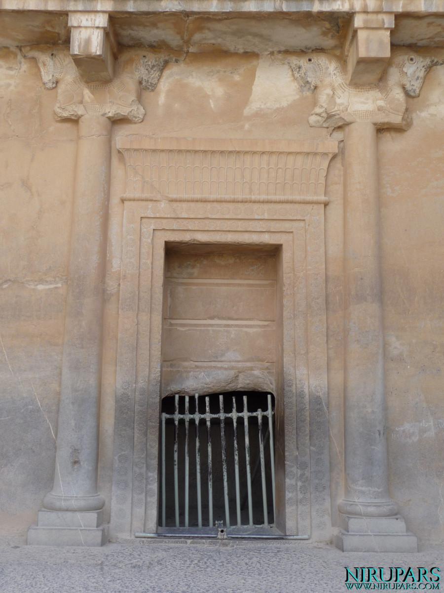 Persepolis - Tomb 1 - Entrance