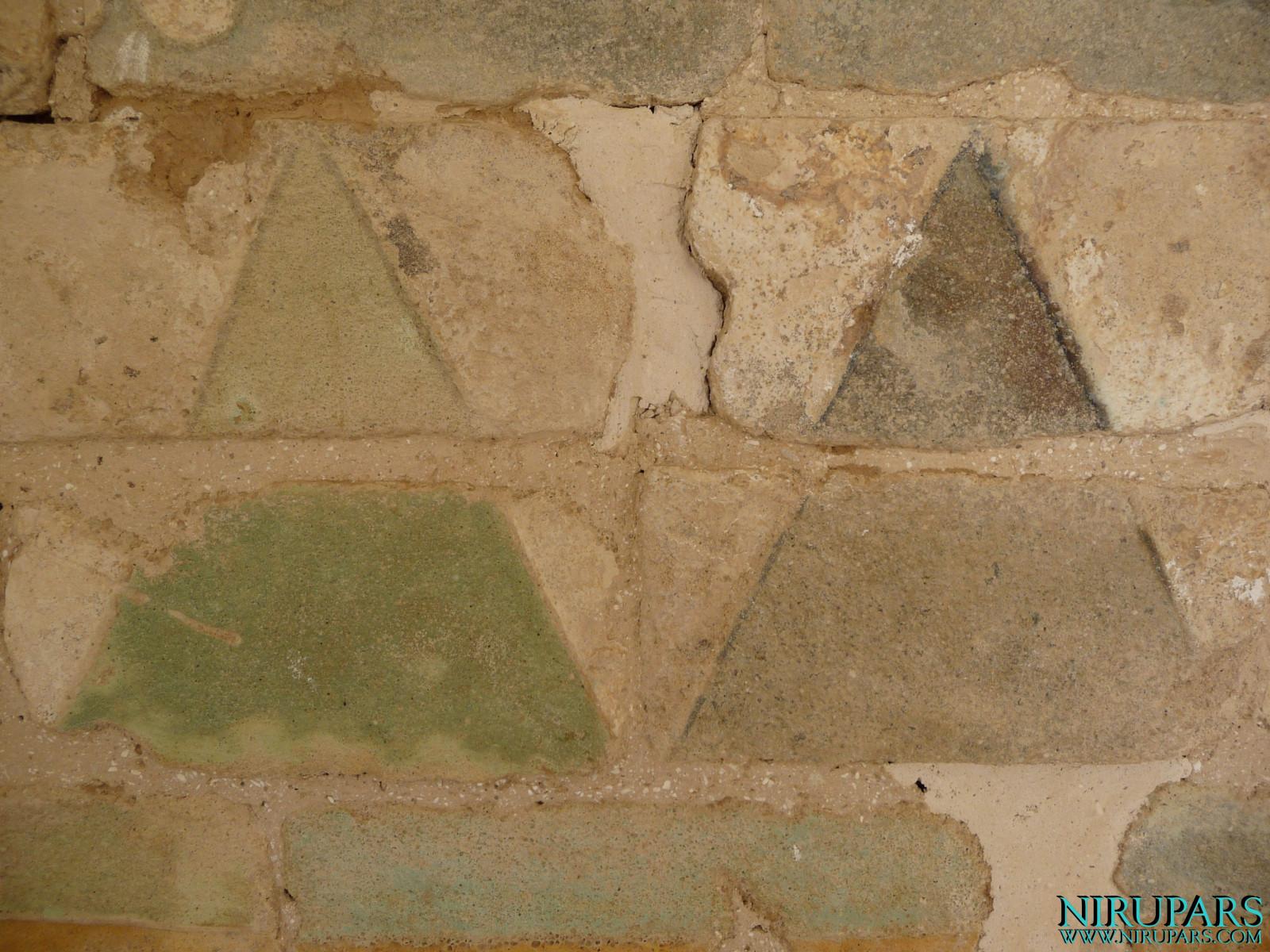 Persepolis - Wall Fragment - Original Painting