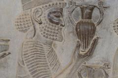 Persepolis - Apadana - East Portico - Delegation Lydia - Amphora