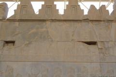 Persepolis - Apadana - East Portico - Delegation Parthia