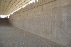 Persepolis - Apadana - East Portico - Relief Nobleman