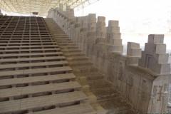Persepolis - Apadana - East Portico - Stairs - Reliefs