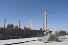 Persepolis - Apadana - North Portico