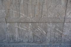 Persepolis - Apadana - North Portico - Delegation Cappadocia