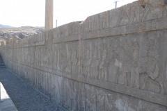 Persepolis - Apadana - North Portico - Delegations