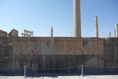 Persepolis - Apadana - North Portico - Palace Troops