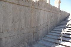 Persepolis - Apadana - North Portico - Ten-thousand Immortals