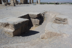 Persepolis - Construction Fragments