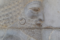 Persepolis - Council Hall Tripylon - Relief Elite Troop