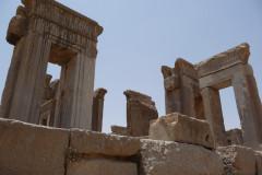 Persepolis - Darius Palace Tachara - East