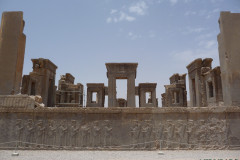 Persepolis - Darius Palace Tachara - South