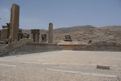 Persepolis - Darius Palace Tachara - South