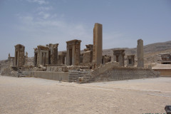 Persepolis - Darius Palace Tachara - South-West