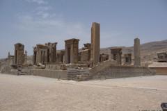 Persepolis - Darius Palace Tachara - South-West