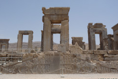 Persepolis - Darius Palace Tachara - West