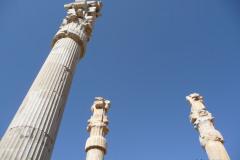 Persepolis - Gate of all Nations - Column Capitals