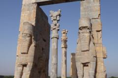 Persepolis - Gate of all Nations - Winged-Human-Bull - Eastside
