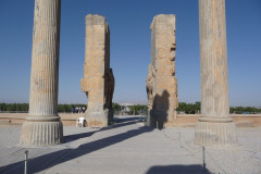 Persepolis - Gate of all Nations - Western Exit