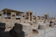 Persepolis - Hall of Hundred Columns