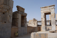Persepolis - Hall of Hundred Columns - Window Entrance Gate