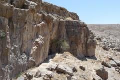 Persepolis - Mountain Kuh-e Mehr - South