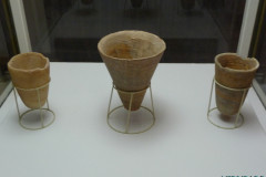 Persepolis - Museum - Pottery Drinking Vessel