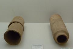 Persepolis - Museum - Terracotta Pipe
