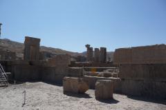 Persepolis - Palace H - Reliefs