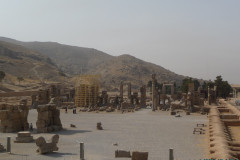 Persepolis - Place of the Army