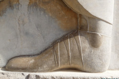 Persepolis - Relief Guardian - Persian Shoe