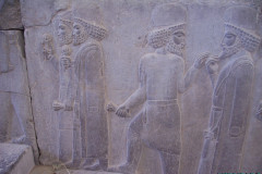Persepolis - Relief - Persian People