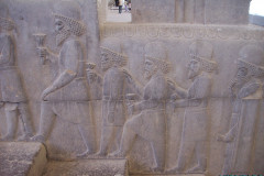 Persepolis - Relief - Persian People