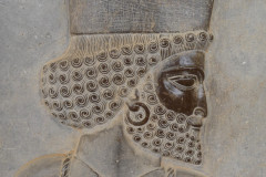 Persepolis - Relief - Persian Leader