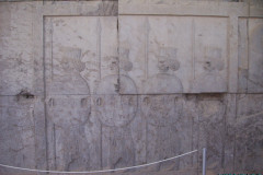 Persepolis - Relief - Persian Soldiers