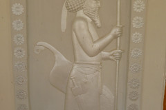 Persepolis - Reconstructed Relief - Median Soldier