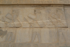 Persepolis - Relief - Royal Servants