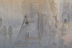 Persepolis Relief - Throne Relief