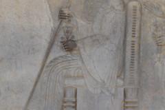 Persepolis - Relief - Throne Relief - Darius the Great