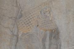Persepolis - Relief - Throne Relief - Farnaka