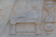 Persepolis - Relief - Throne Relief - Footstool - Darius the Great