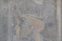 Persepolis - Relief - Throne Relief - Royal Armorer