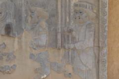 Persepolis - Relief - Throne Relief - Royal Armorer - Guards