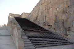 Persepolis - Stairs of all Nations - Left